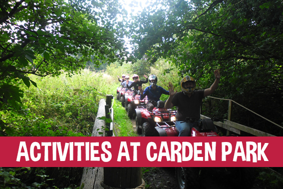 Activities at Carden Park