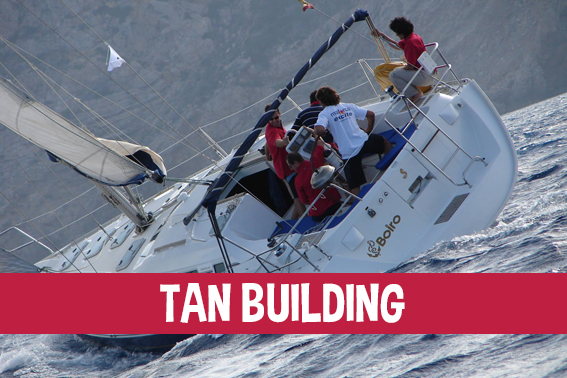 Tan Building